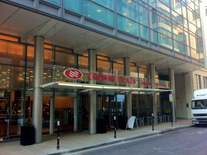 London City Crowne Plaza