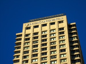 Sydney InterContinental Exterior