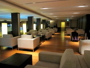 Jetquay Lounge, Changi