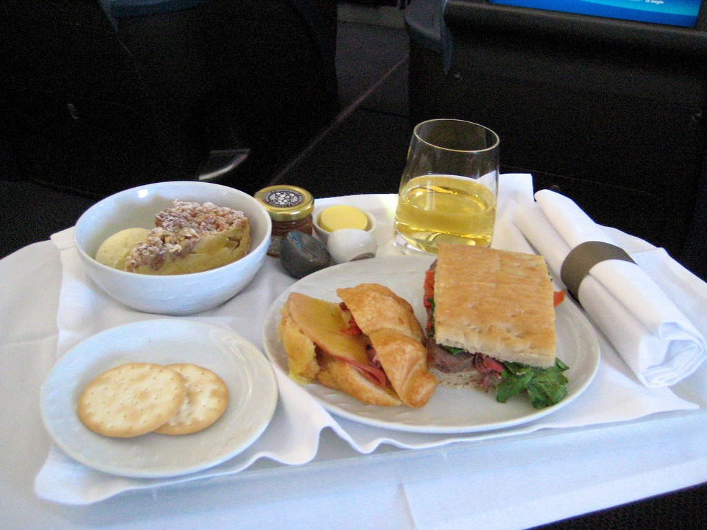 LA800 & LA801 Business Class – Sydney to Auckland