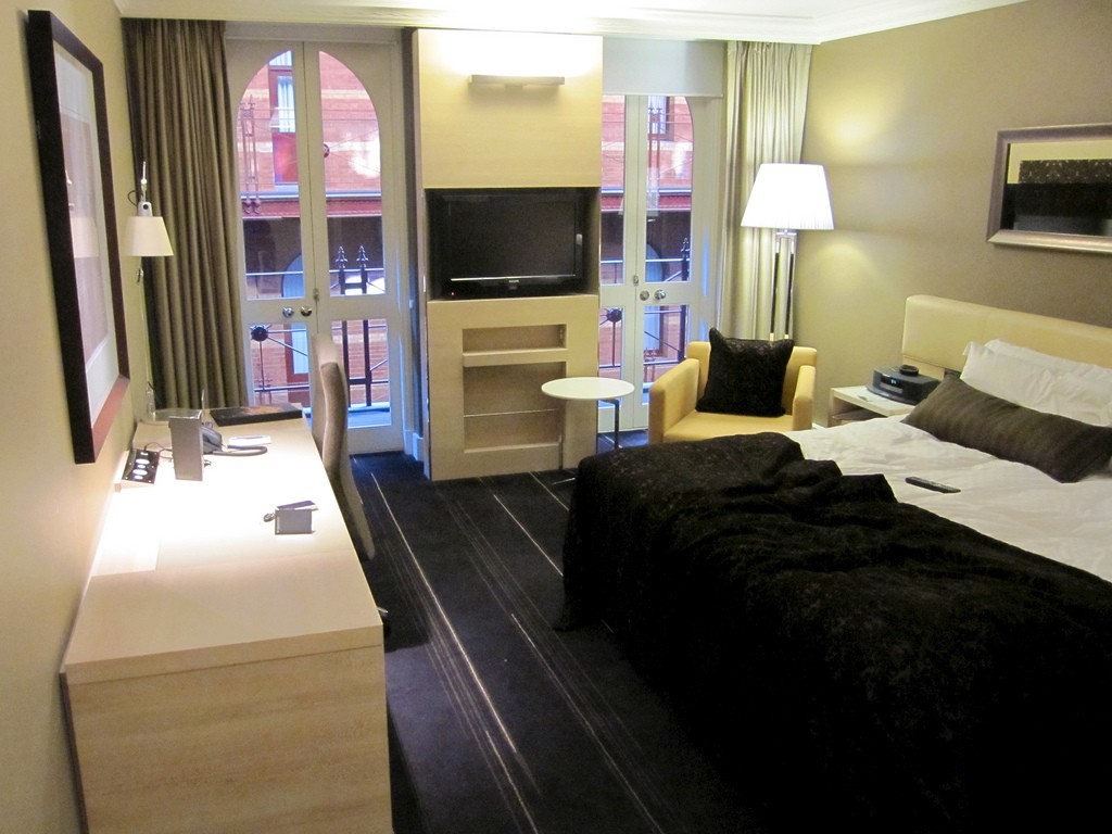 InterContinental Melbourne Standard Room