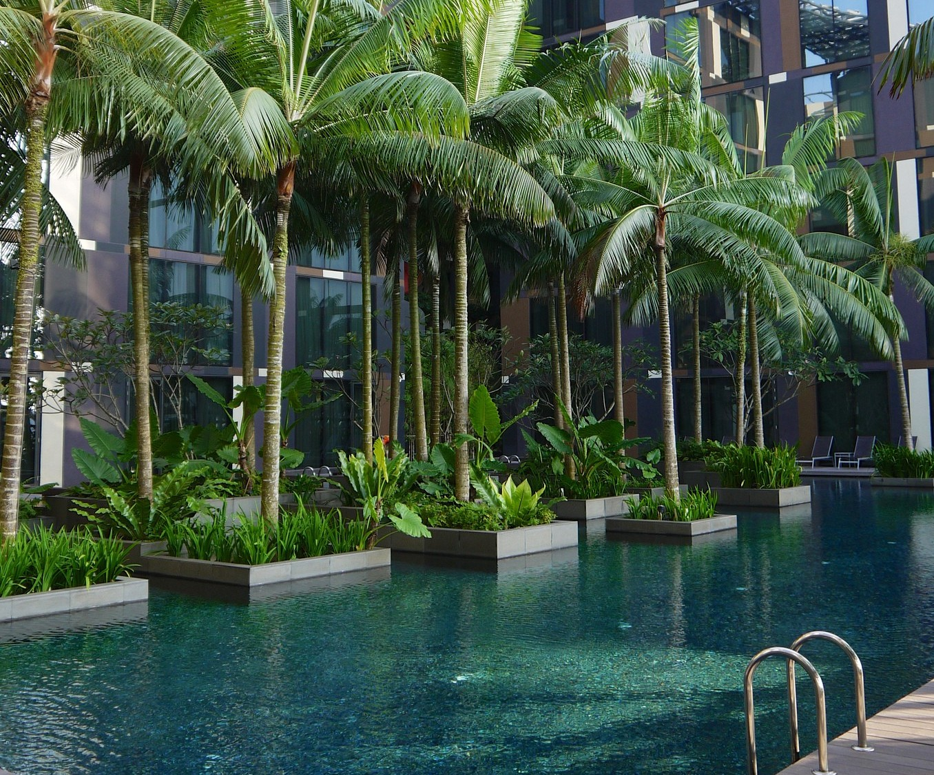 Crowne Plaza Changi Airport Hotel Singapore Hotel Reviews ...