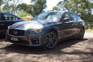 11 Infiniti Q50 Yarra Valley Drive Day
