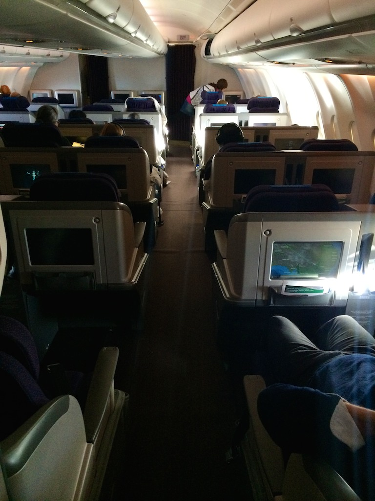 28 Malaysia Airlines A330 Business Class  MH141