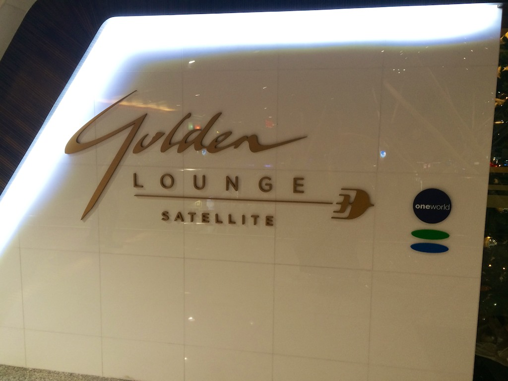20 Malaysia Airlines Golden Wing Satellite Lounge
