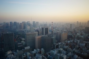 View - Andaz Tokyo Toranomon Hills