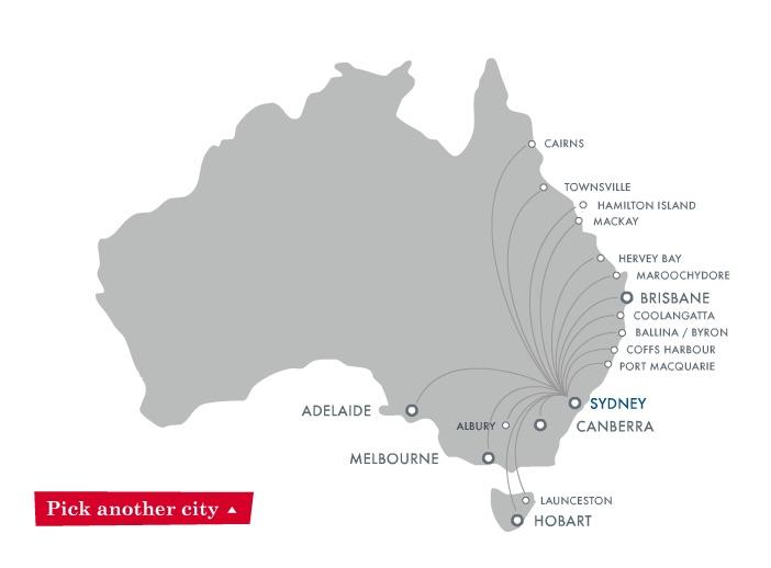 Amex Velocity Platinum Map