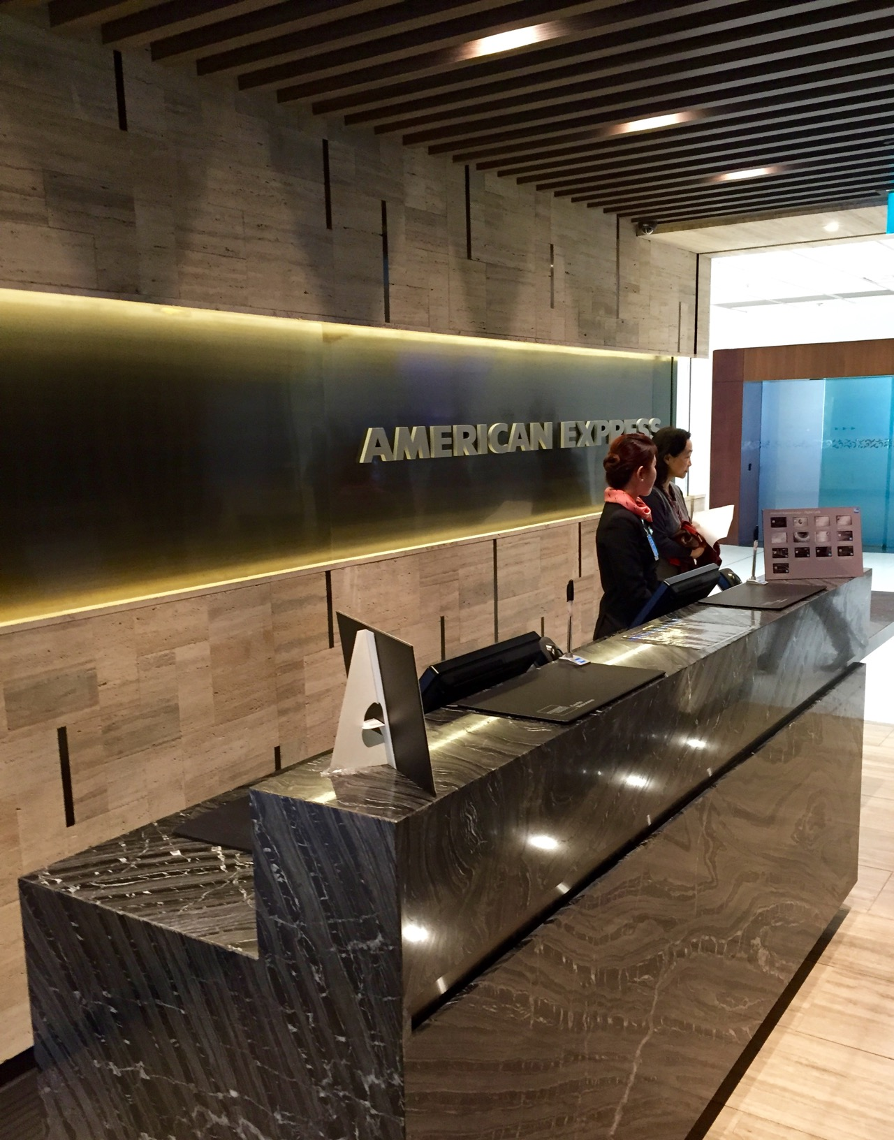 American Express Sydney Lounge  - 8