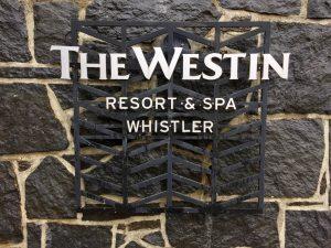 Westin Whistler Exterior