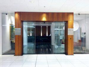 Qantas Auckland Lounge 1