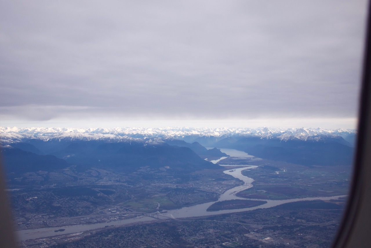 Air Canada AC548 Vancouver - Newark (5)