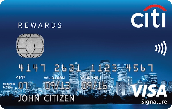 city bank credit card online