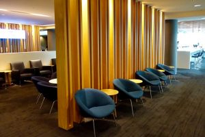 Seating - Qantas Domestic Business Lounge Sydney (4)
