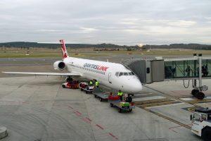 QantasLink Boeing 717 Business Class - QF1515 Sydney - Canberra (21)