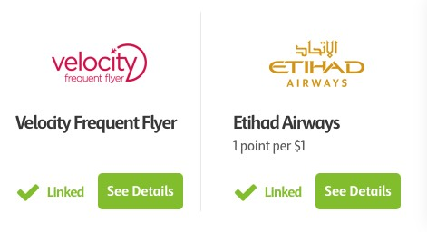 velocity-etihad-flybuys-account
