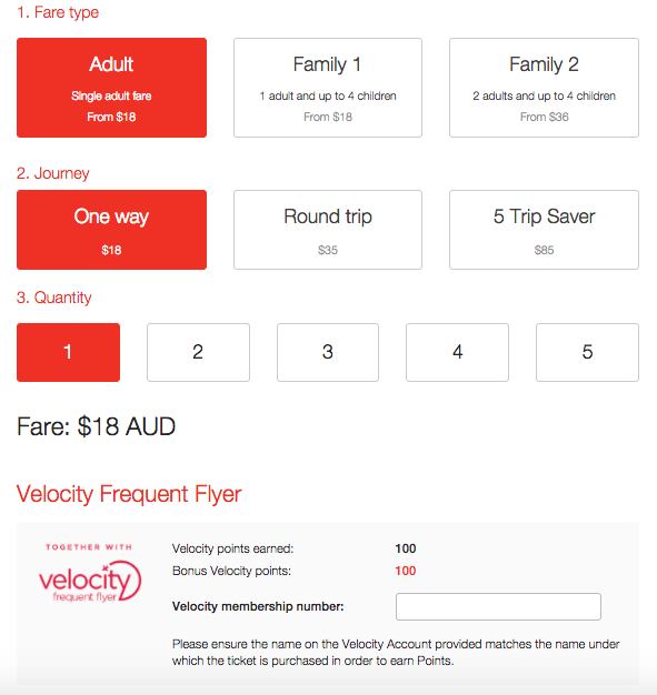 skybus-velocity-booking-page