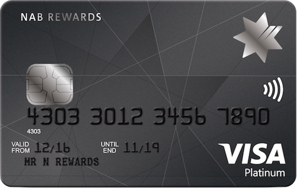 NAB Rewards Platinum Visa