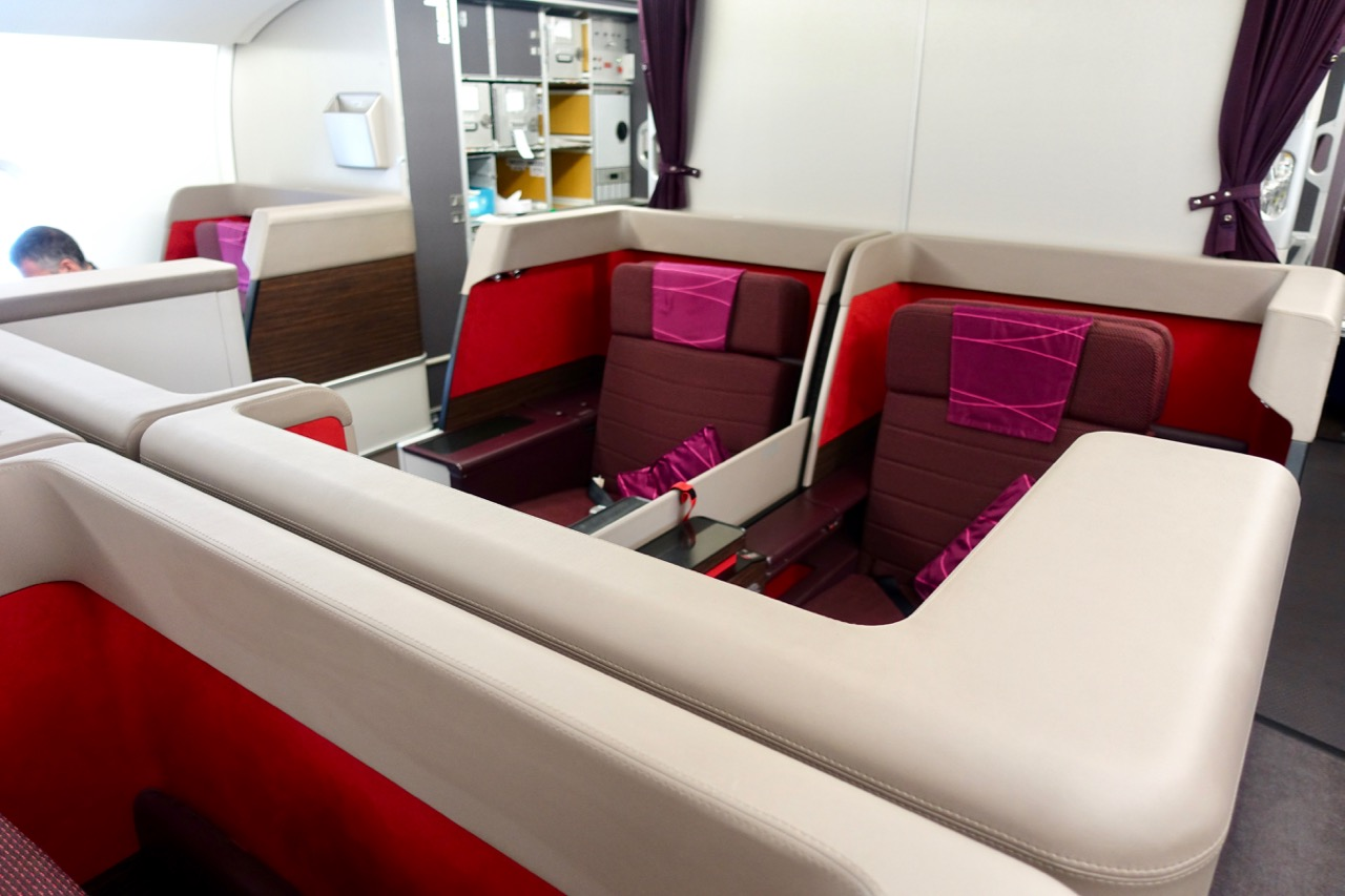 Malaysia Airlines A380 First Class Overview Point Hacks