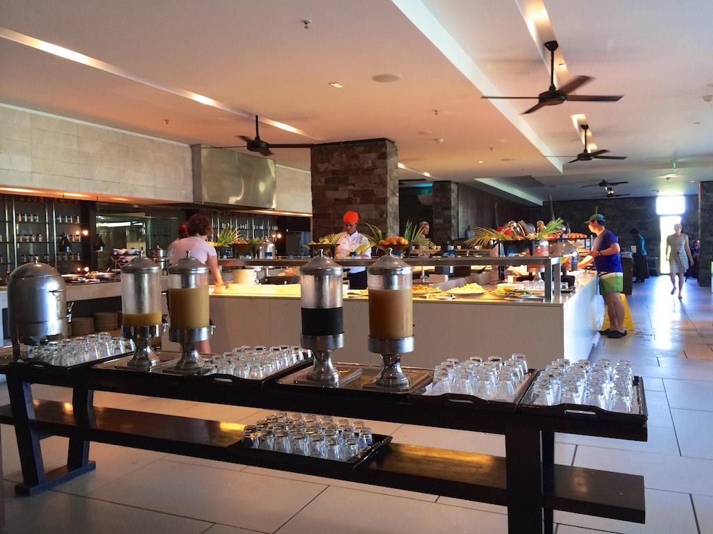 Intercontinental Resort Fiji Hotel Review