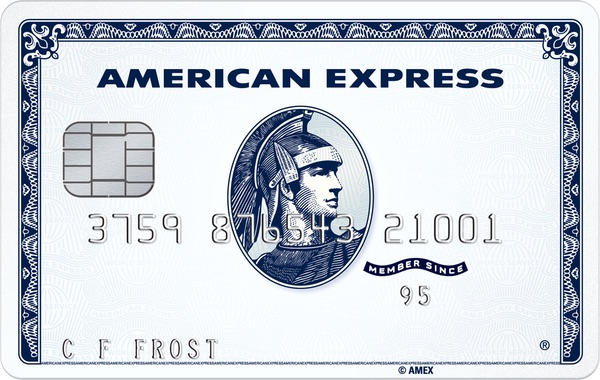 American Express Essential No Annual Fee Card - Point ...