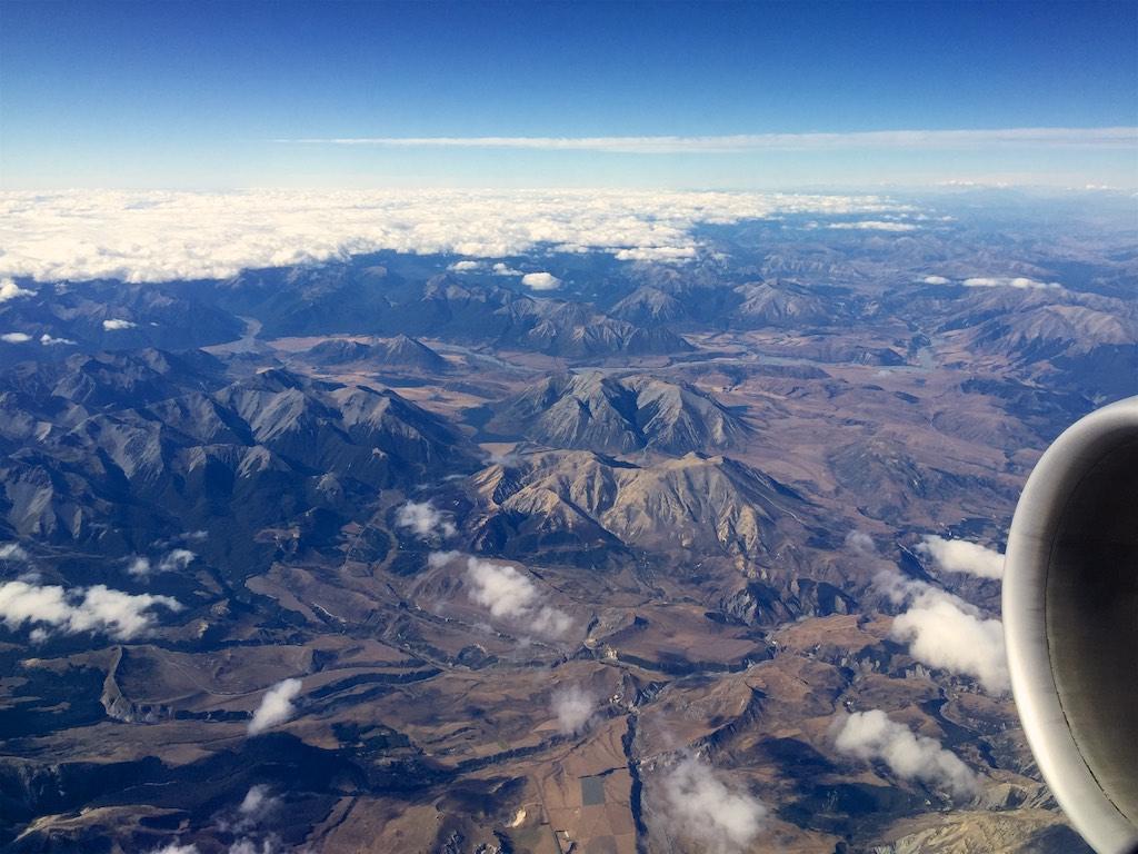 EK419 Emirates Business Class  Christchurch to Sydney  9
