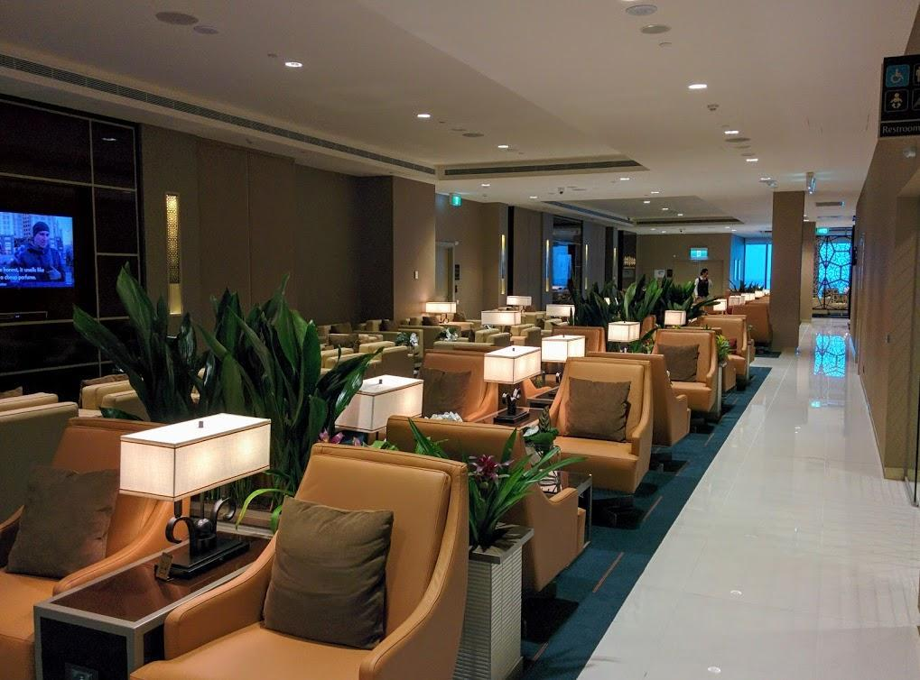 Emirates Business Class A380 and Emirates Melbourne ...