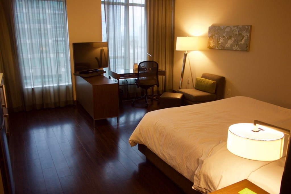 Element Vancouver Metrotown One Bedroom King (2)