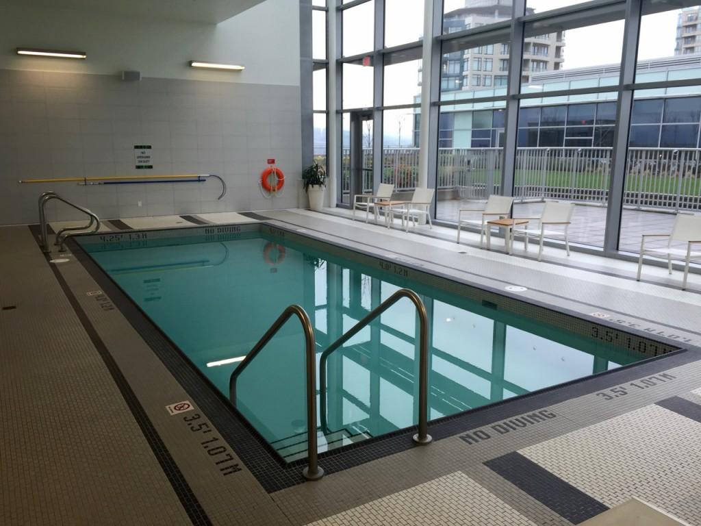 Element Vancouver Metrotown Pool