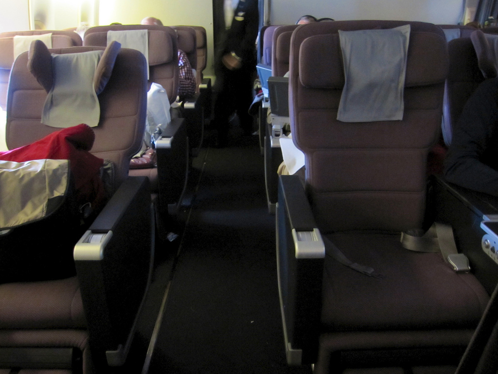 Qantas Premium Economy Seating | Point Hacks