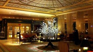 InterContinental New York Barclay Review – King Executive Room