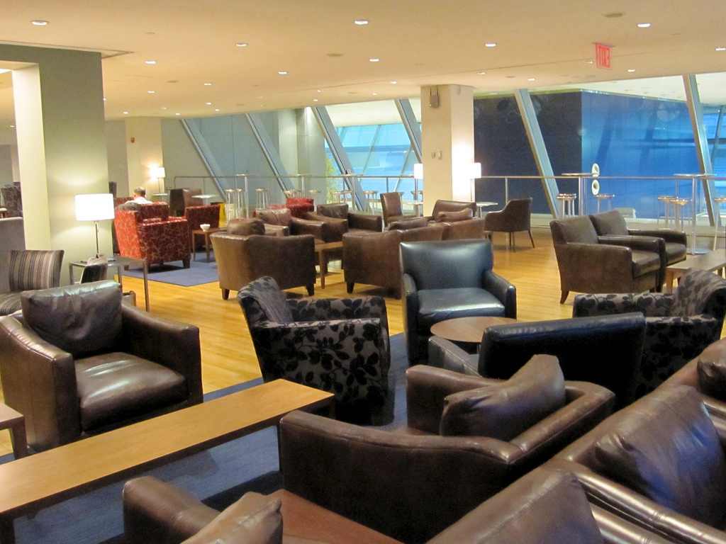 New York London – BA178 in Club World Business class