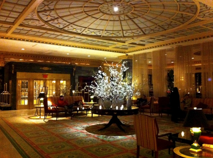 InterContinental New York Barclay Hotel Review - King Executive Room | Point Hacks