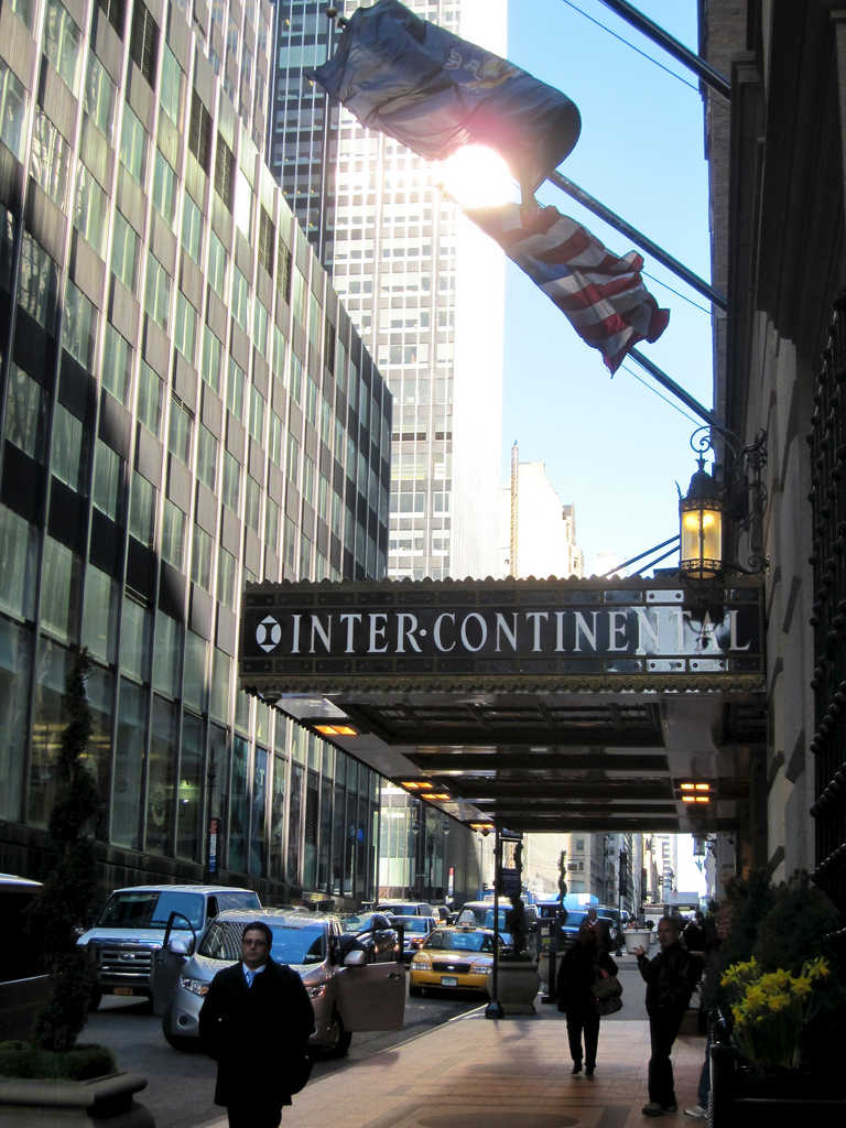 InterContinental New York Barclay - Executive Room Review