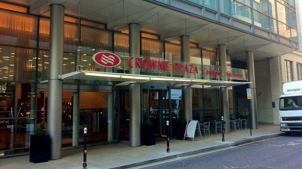 London City Crowne Plaza