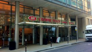 London City Crowne Plaza Review – Executive Club Room