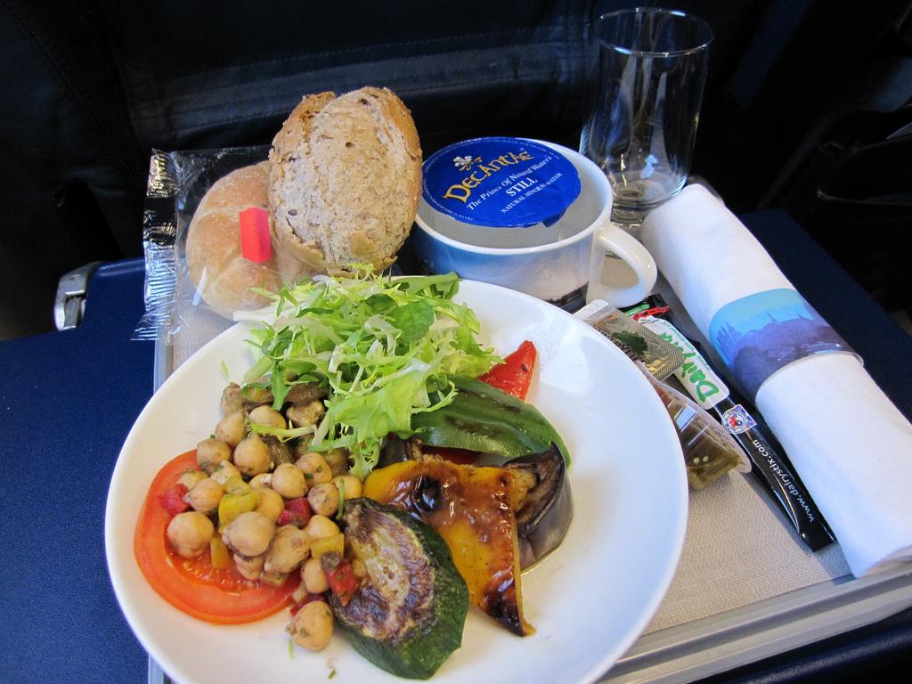 London–Frankfurt on BA914–British Airways Club Europe