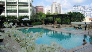 InterContinental Singapore Review – Club InterContinental Premier Room