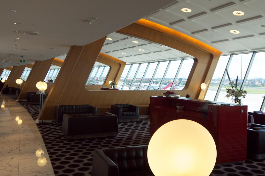 Qantas International First Class Lounge Sydney review | Point Hacks