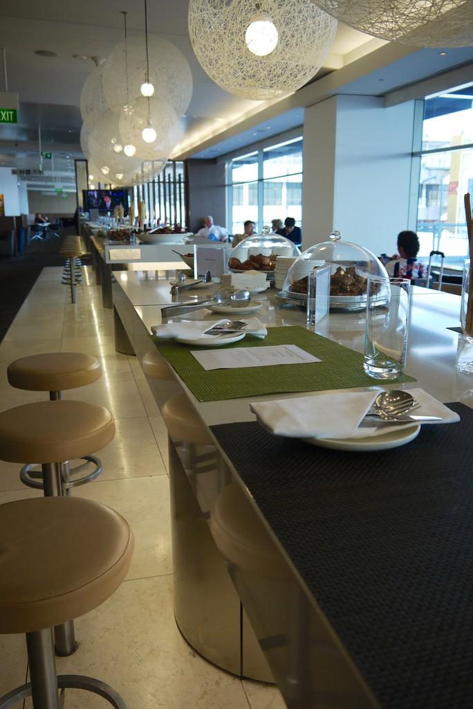 QF J Lounge, Sydney | Point Hacks