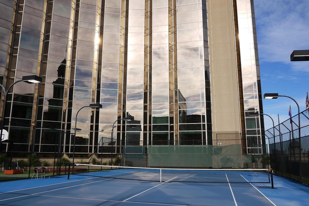 Grand Hyatt Melbourne - photo tour