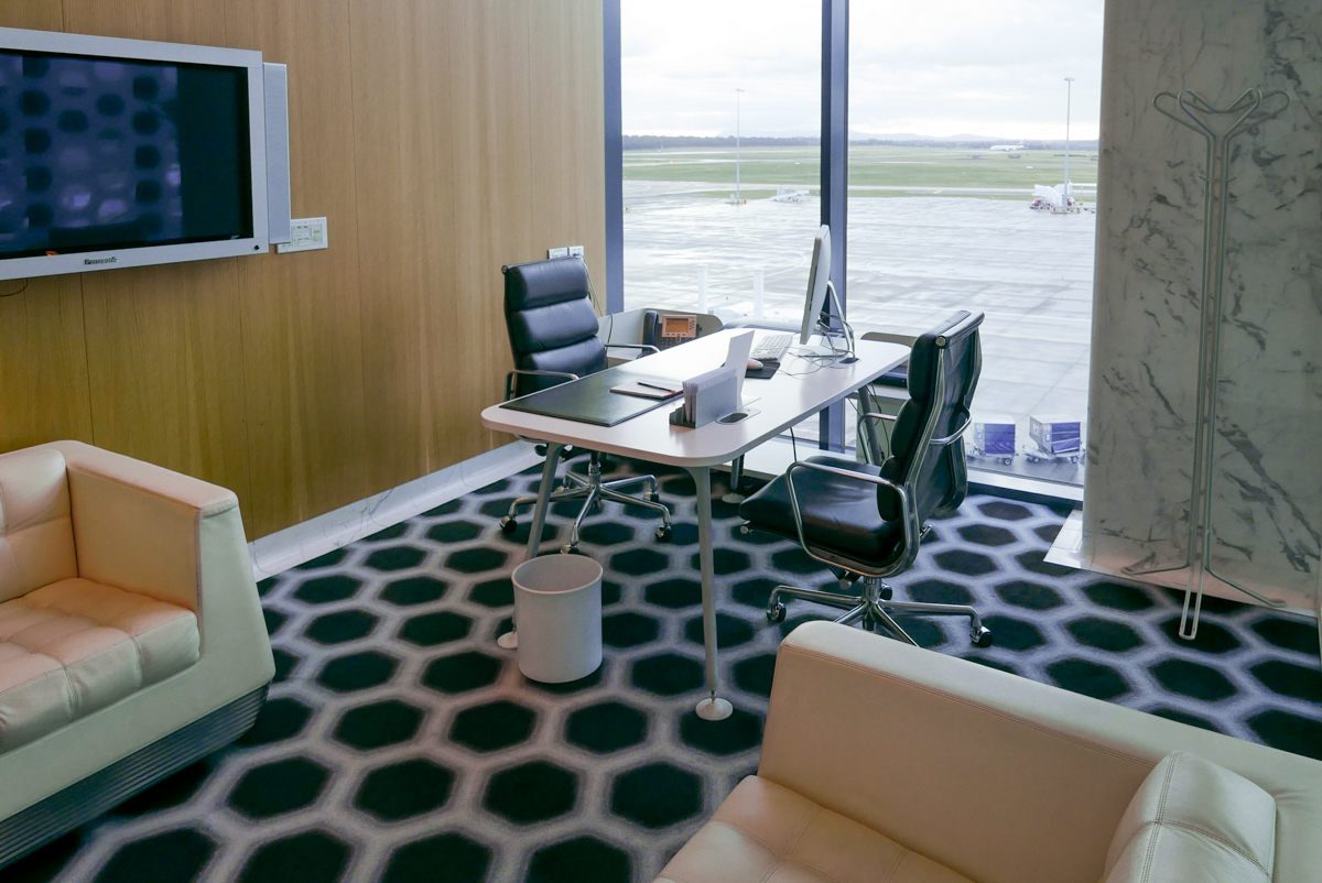Qantas International First Lounge Melbourne overview | Point Hacks