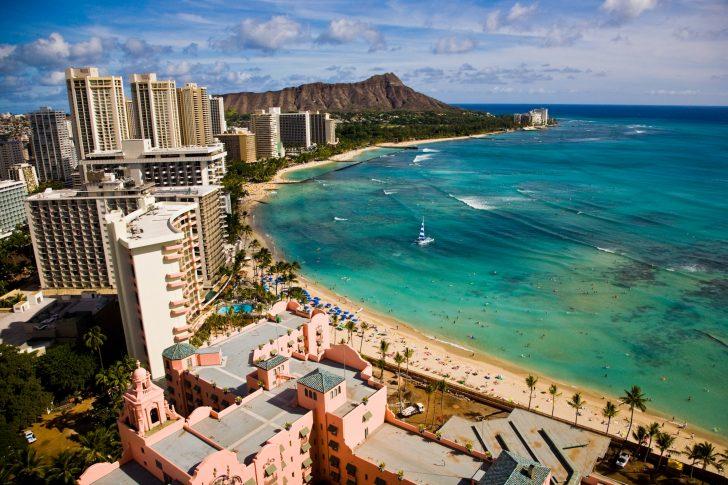 Hawaiian Airlines Hawaiian Beach Official Image | Point Hacks