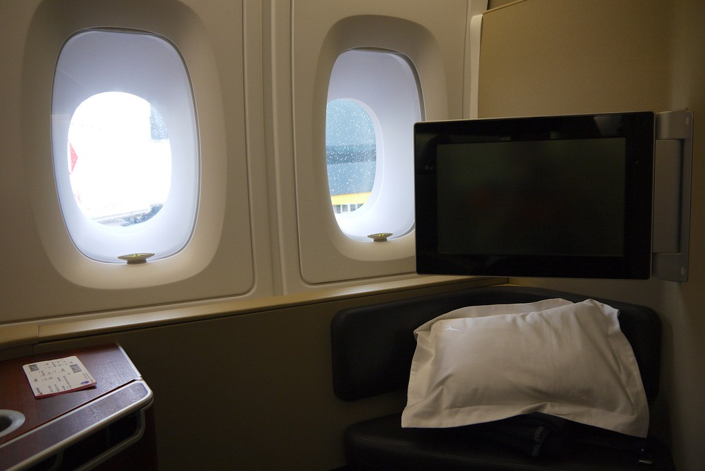 Melbourne – Singapore Qantas A380 review