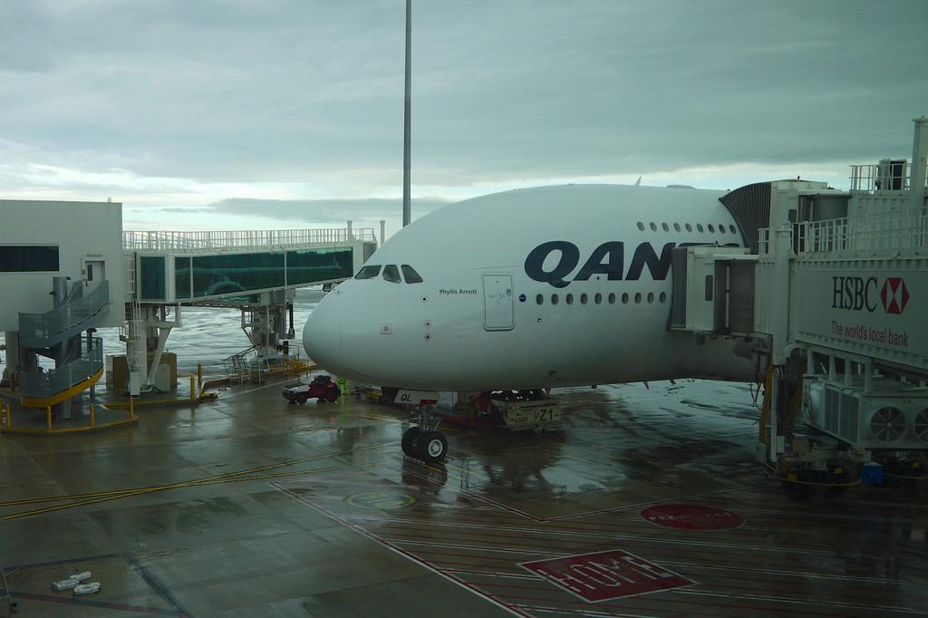 Melbourne – Singapore Qantas A380 review