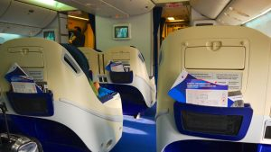 Malaysia Airlines 777 Business Class review – MH141  – Kuala Lumpur to Sydney