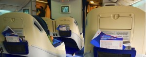 Malaysia Airlines MH141 Business Class review