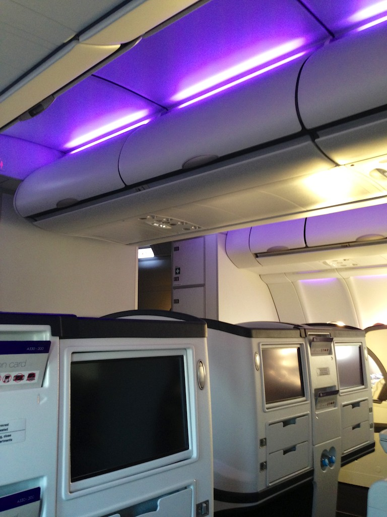 Virgin Australia A330 Coast-to-Coast Business Class Review