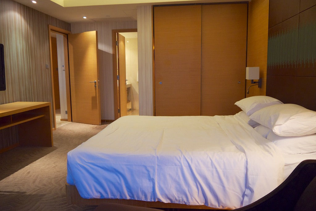 34 Master Bedroom - Hyatt Regency Sha Tin 2 Bedroom Executive Suite | Point Hacks