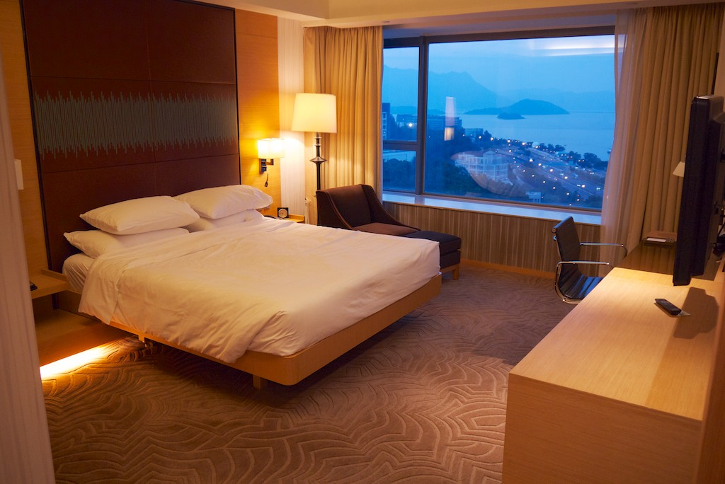 33 Master Bedroom - Hyatt Regency Sha Tin 2 Bedroom Executive Suite | Point Hacks