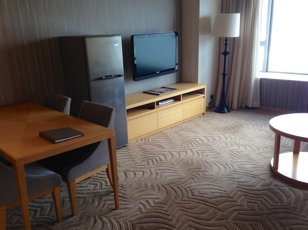 31 Lounge - Hyatt Regency Sha Tin 2 Bedroom Executive Suite